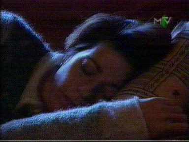 az alvó Lali